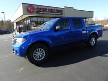 2014_Nissan_Frontier_SV_ Oxford NC