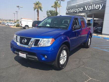 2014_Nissan_Frontier_SV_ Palmdale CA