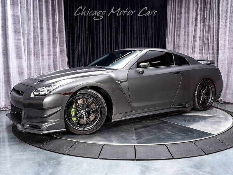 2014_Nissan_GT-R Black Edition AMS ALPHA 10_Coupe_ Chicago IL