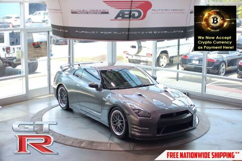 2014_Nissan_GT-R_Premium_ Chantilly VA