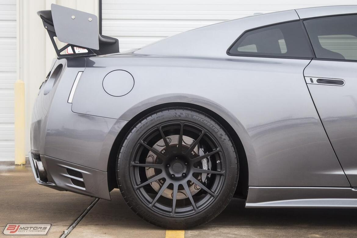 2014 Nissan GT-R Switzer Tomball TX
