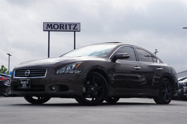 2014 Nissan Maxima 3.5 SV Fort Worth TX