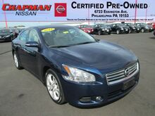 2014_Nissan_Maxima_3.5 SV with PREMIUM_  PA