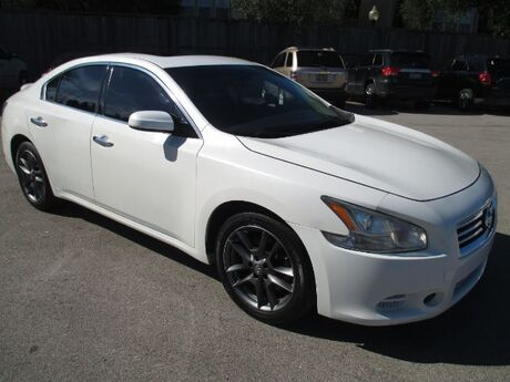 2014 Nissan Maxima S Houston TX