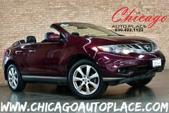 2014_Nissan_Murano CrossCabriolet_AWD - 3.5L V6 ENGINE 1 OWNER ALL WHEEL DRIVE NAVIGATION BACKUP CAMERA KEYLESS GO BLACK LEATHER HEATED SEATS BOSE AUDIO BLUETOOTH_ Bensenville IL