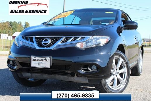 2014 Nissan Murano CrossCabriolet Base Campbellsville KY