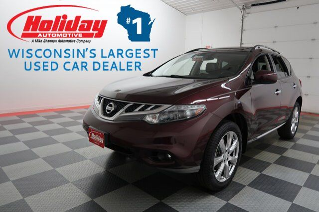 vehicle details 2014 nissan murano at holiday automotive fond du lac holiday automotive. Black Bedroom Furniture Sets. Home Design Ideas