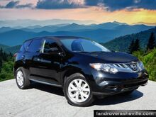 2014_Nissan_Murano_LE_ Mills River NC