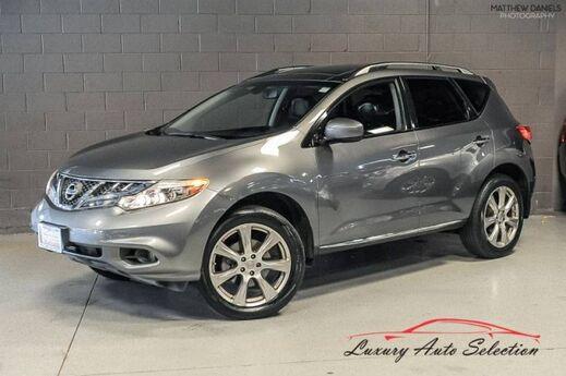 2014 Nissan Murano Platinum AWD 4dr SUV Chicago IL