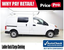 2014_Nissan_NV200_Outfitted w/Ladder Racks & Cargo Shelving_ Maumee OH
