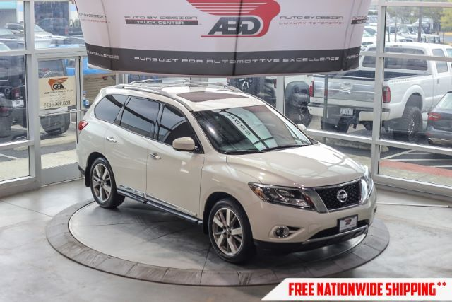 2014 Nissan Pathfinder Platinum 4WD Chantilly VA
