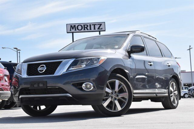 2014 Nissan Pathfinder Platinum Fort Worth TX
