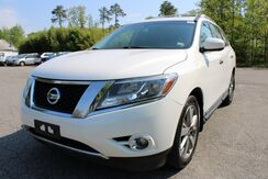 2014_Nissan_Pathfinder_Platinum_ Richmond VA