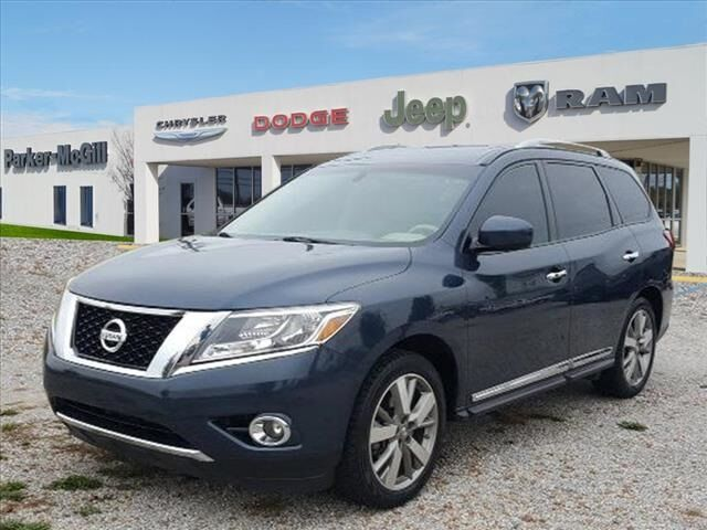 2014 Nissan Pathfinder Platinum West Point MS
