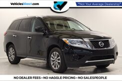 2014_Nissan_Pathfinder_Platinum_ North Charleston SC