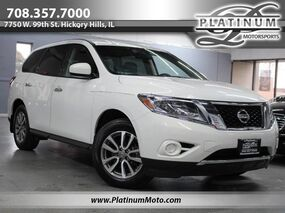 Nissan Pathfinder S 1 Owner 4x4 Remote Start 2014