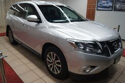 2014_Nissan_Pathfinder_S 4WD_ Charlotte NC