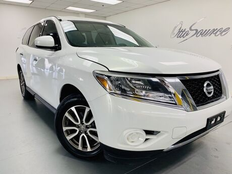 2014 Nissan Pathfinder S Dallas TX