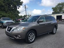 2014_Nissan_Pathfinder_SV 4x4_ Richmond VA