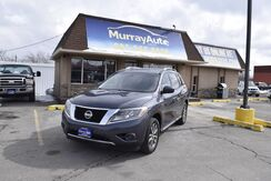 2014_Nissan_Pathfinder_SV_ Murray UT
