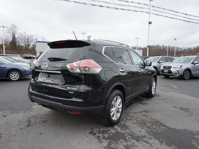 2014 Nissan Rogue AWD 4DR SV Mount Hope WV