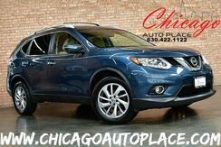 2014_Nissan_Rogue_SL-AWD - 2.5L 4-CYL ENGINE ALL WHEEL DRIVE NAVIGATION TOP VIEW CAMERAS KEYLESS GO BOSE AUDIO TAN LEATHER HEATED SEATS POWER LIFTGATE_ Bensenville IL