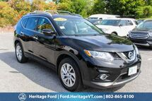 2014 Nissan Rogue SL South Burlington VT