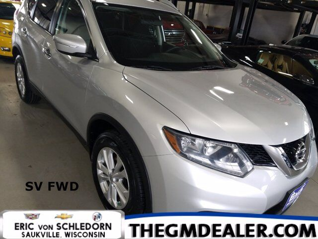 2014 Nissan Rogue SV FWD Milwaukee WI