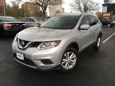 2014_Nissan_Rogue_SV_ Worcester MA