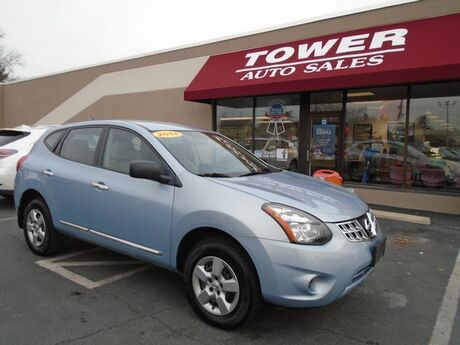 2014 Nissan Rogue Select S Schenectady NY