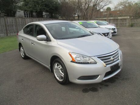 2014 Nissan Sentra S CVT Houston TX