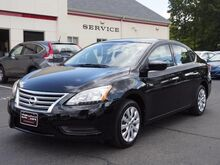2014_Nissan_Sentra_S_ Wallingford CT