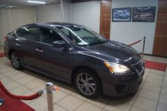 2014_Nissan_Sentra_SR WITH SUN ROOF_ Charlotte NC