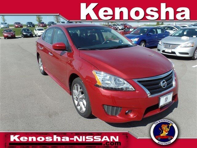 used inventory owned nissan sr little wheel sentra in drive pre north sedan front rock