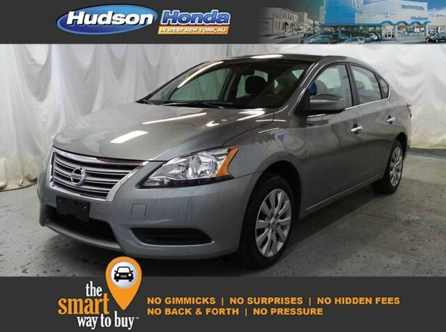 2014 Nissan Sentra SV West New York NJ