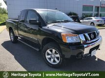 2014 Nissan Titan SV South Burlington VT