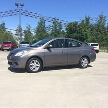 2014_Nissan_Versa_1.6 SV Sedan_ Hattiesburg MS