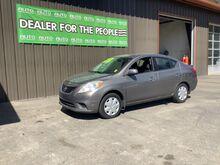 2014_Nissan_Versa_1.6 SV Sedan_ Spokane Valley WA