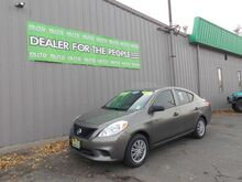 2014_Nissan_Versa_1.6 SV Sedan_ Spokane Valley WA