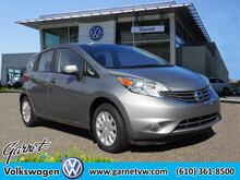 2014_Nissan_Versa Note_S_ West Chester PA