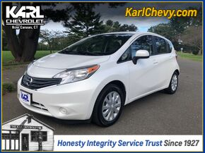 2014_Nissan_Versa Note_SV_ New Canaan CT
