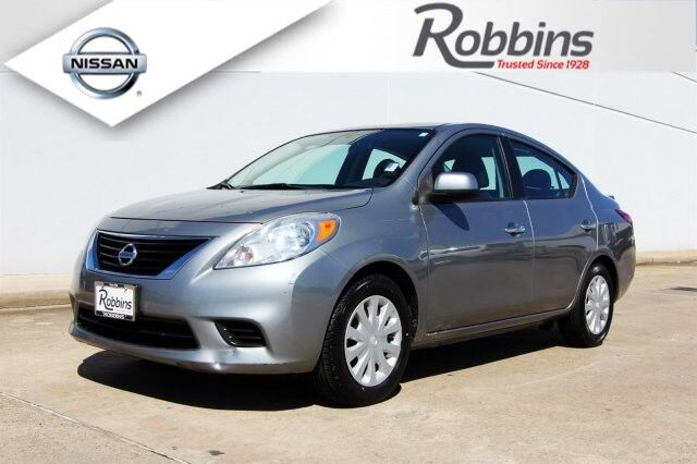 2014 Nissan Versa SV Houston TX