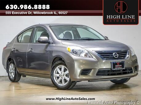 2014_Nissan_Versa_SV_ Willowbrook IL