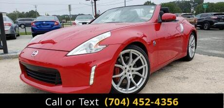 2014 Nissan Z 370Z Roadster Touring 7AT Charlotte and Monroe NC