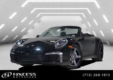 2014_Porsche_911_Carrera Cabriolet_ Houston TX