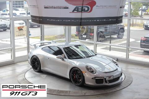 2014_Porsche_911_GT3_ Chantilly VA