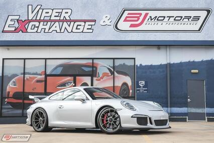 2014 Porsche 911 GT3 Tomball TX