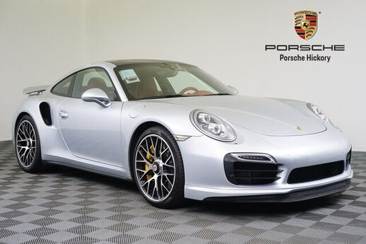2014 Porsche 911 Turbo S (2dr All-wheel Drive Coupe) Hickory NC