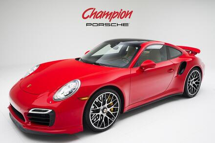 2014_Porsche_911_Turbo S_ Pompano Beach FL