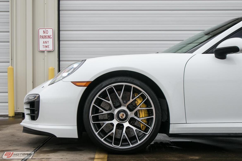 2014 Porsche 911 Turbo S Tomball TX